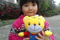 天梁化科座命女寶寶-三歲