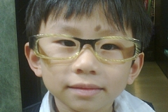 天機化科座命宮男寶寶-五歲