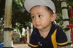 貪狼化祿座命宮男寶寶-兩歲