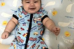 太陰化祿座命宮男寶寶-4個月大