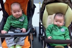 天同座命宮雙胞胎男寶寶-6個月