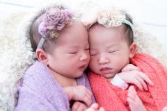 破軍座命女寶雙胞胎1