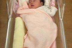 天府座命女寶寶-剛出生