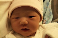 天府座命女寶寶(上海)-剛出生
